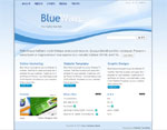 Blue Wave - Responsive